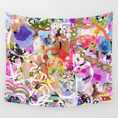 Party Girl 2 Wall Tapestry