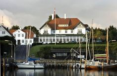 Hotel Troense - Svendborg, Tåsinge, Fyn  - Small Danish Hotels