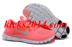 #nike #free run 3pink cheap nike for womens half off $49      #Fashion #Pink #For #Girls