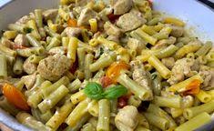 Dania jednogarnkowe - Blog z apetytem Kung Pao Chicken, Pasta Salad, Meat, Ethnic Recipes, Food, Easy Meals, Crab Pasta Salad, Essen, Meals