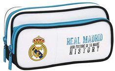 Real Madrid, Diy Fashion, Fashion Bags, Lunch Box, Grade 1, Shopping, Pens, Tela, Mixed Media Art