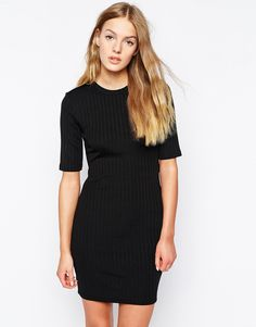 French Connection Trax Bodycon Dress