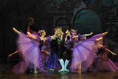 """Fabulous costumes from Moscow City Ballet's """"Cinderella"""""""