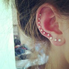 Some piercings are just so pretty