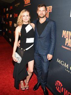 Pin for Later: 49 Photos Qui Prouvent Que Diane Kruger et Joshua Jackson Forment le Couple le Plus Stylé d'Hollywood