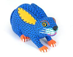 Rabbit Oaxacan Wood Carvings