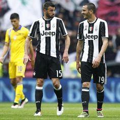 Andrea #Barzagli e Leonardo #Bonucci
