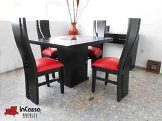 Antecomedor Modelo LISBOA - InCassa Muebles - Fabricante de muebles a bajo costo