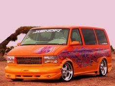 Xenon Chevrolet Astro Python '1995–2005
