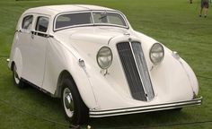 1932 Bergholt Streamlone Sedan