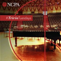 Did you know a nine-day festival of music, dance and drama was organized on October 11, 1980 as part of the grand inauguration of the magnificent Tata Theater? #TriviaTuesday