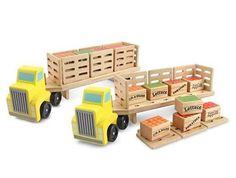 Cargo Carrier 17.95  fatbraintoys.com