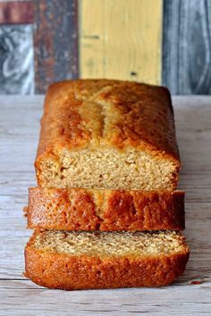 A staple in British baking Golden Syrup gives this cake a tooth-aching nostalgic flavour. One you'll be asked to bake again and again! Golden Syrup Cake, Golden Cake, Baking Cupboard, Biscuits, Favorite Cookie Recipe, Favorite Recipes, British Baking, Loaf Cake, Bread Cake