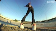 """Richie Jackson """"Death Skateboards"""" - http://pleasestayseated.com/video/richie-jackson-death-skateboards/"""