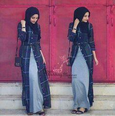 32 Ideas For Fashion Hijab Casual Dresses Muslim - 32 Ideas For Fashion Hijab Casual Dresses Muslim Source by fawziaregreg - Islamic Fashion, Muslim Fashion, Modest Fashion, Fashion Dresses, Maxi Dresses, Hijab Casual, Hijab Chic, Hijab Outfit, Casual Chic