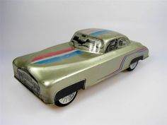 Vintage Lemez (Hungary) Tinplate Friction Powered Car, Excellent Codition | eBay