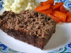 Best Low Carb Meatloaf EVER! I have a family that likes meatloaf. My usual recipe has oatmeal in it instead of breadcrumbs, but now that I a...