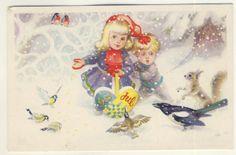 Harald Damsleth Christmas Cards, Christmas Postcards, Vintage Postcards, Gnomes, Norway, Auction, Princess Zelda, Dahl, Manga