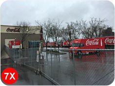 Coca-Cola Refreshments Modesto Distribution Cente