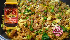 Surinaams eten – Snelle Surinaamse nasi, swietieeeeee mang!