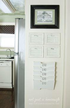 kitchen command center kitchens, cottonwood lane, command centers, garden design ideas, 24 cottonwood, kitchen command, center round, clutter free, chore charts