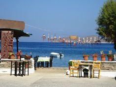 Fish tavern in Kos island...