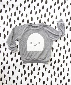 Kawaii Ghost Lightweight Pullover, kids halloween shirt #affiliate Halloween Shirts Kids, Kawaii, Pullover, Hallows Eve, Cute, Baby, Clothes, Mini, Style