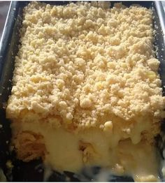 Image may contain: food Trifle, Portuguese Recipes, Custom Cakes, Cooking Time, Love Food, Sweet Recipes, Macaroni And Cheese, Sweet Tooth, Bakery