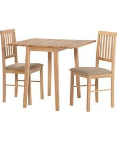 Hygena Rye White Dining Table and 4 Chairs Home