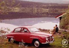 1967 Saab 96