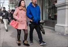 The Urban Vogue: SOHO Retro