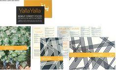 Yalla yalla menus
