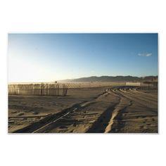 Santa Monica Beach - Mark in the Sand Photo Art #landscape #photography #nature #santamonica #beach