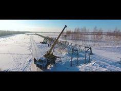 Строительство Грузового Комплекса SkуWay. Инвестиции в Новый Транспорт. ...