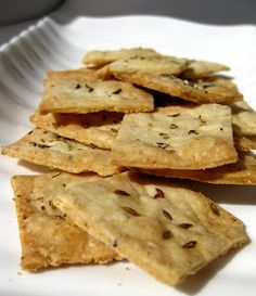Make it from scratch homemade crackers bread winner pinterest i think you should make your own crackers i also think you should make your own jams and wedding cakes i not always this bossy solutioingenieria Images