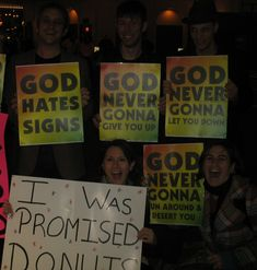15 Olysol Ideas Westboro Baptist Protest Signs Marriage Signs