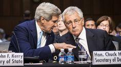 Zeit Online/Ausland/  USA/Senatsausschuss unterstützt Militäreinsatz in Syrien  Führende Politiker im Auswärtigen Ausschuss des US-Senats haben sich auf eine Syrien-Resolution verständigt. Sie stellen Bedingungen für eine Militäraktion. http://www.zeit.de/politik/ausland/2013-09/senat-usa-resolution-syrien