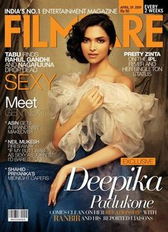 Deepika Padukone famous magazine cover photos