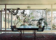 Mies van der Rohe, Tugendhat House, 1930