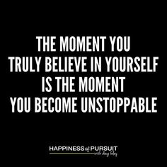 The moment you Truly believe in yourself Is the moment You become unstoppable #motivation #entrepreneur #growthmindset #yougotthis . I just finished reading The Magnolia Story by @joannagaines and @chipgaines. It is by far one of the best examples Ive ever read about entrepreneurship and the power of manifesting your dreams. . This one post could never be long enough to share the power of their story but it is amazing how many times miracles happen when you believe in your dreams do good for…