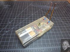 Back in the when I was starting to get involved with integrated circuits* I had a source of cheap scrapped electronic boards. I would buy them and Electronic Circuit Projects, Circuits, Reuse, Conditioner, Boards, Magazine, Design, Planks