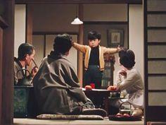 映画『お早よう』(1959) 小津安二郎監督