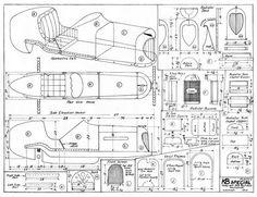 pedal car blueprints plans - Sök på Google