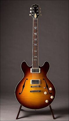 2014 Collings I-35 Deluxe in Tobacco Sunburst Finish Electric Guitar