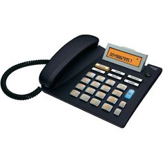 Corded Phone With Proximity Sensor Consumer electronic. Siemens Business Comm.