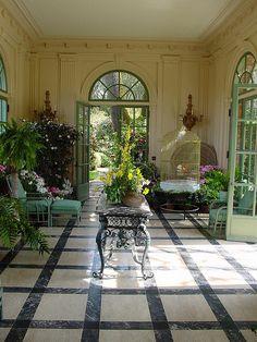Filoli's Garden House