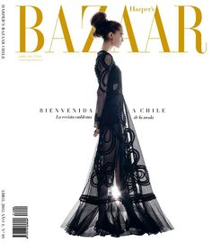 Harper's Bazaar Chile April 2015