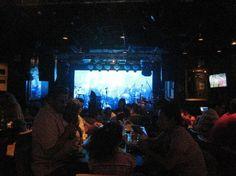 Hard Rock Cafe Hong Kong stage