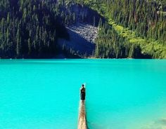 Joffre Lake in British Columbia Lonely Planet, Joffre Lake, Excursion, Go Camping, Hiking Trails, British Columbia, The Great Outdoors, Wilderness, Places To See