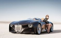 BMW future cars for women